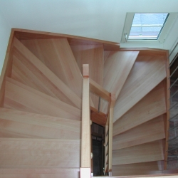 Treppegrundriss